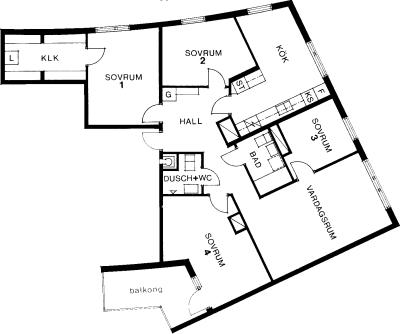 Typ:20 ,  110,7 m²