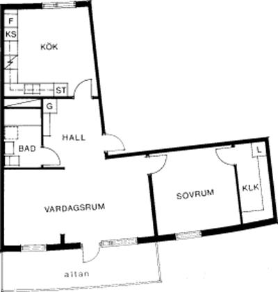 Typ:21 ,  69,3 m²