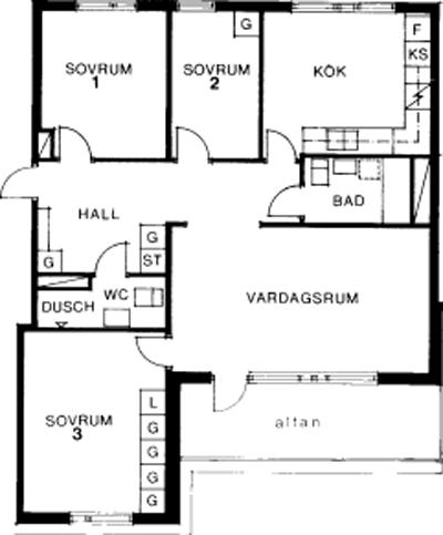 Typ:34 ,  93,6 m²